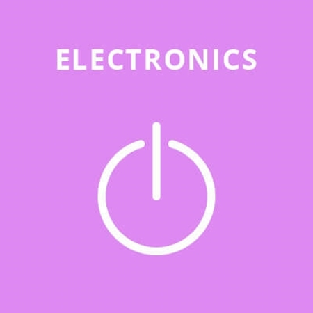 תמונה עבור הקטגוריה מוצרי אלקטרוניקה