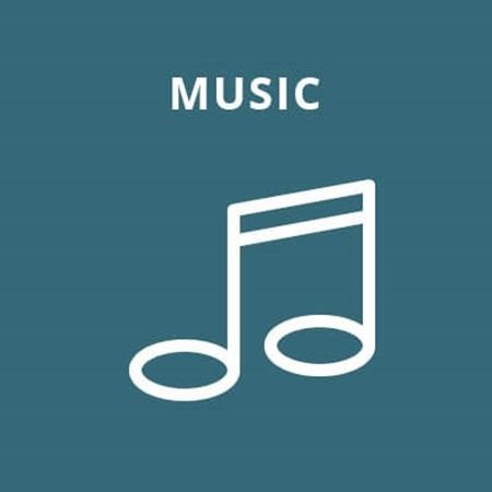 תמונה עבור הקטגוריה מוסיקה
