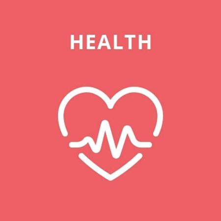 תמונה עבור הקטגוריה בריאות